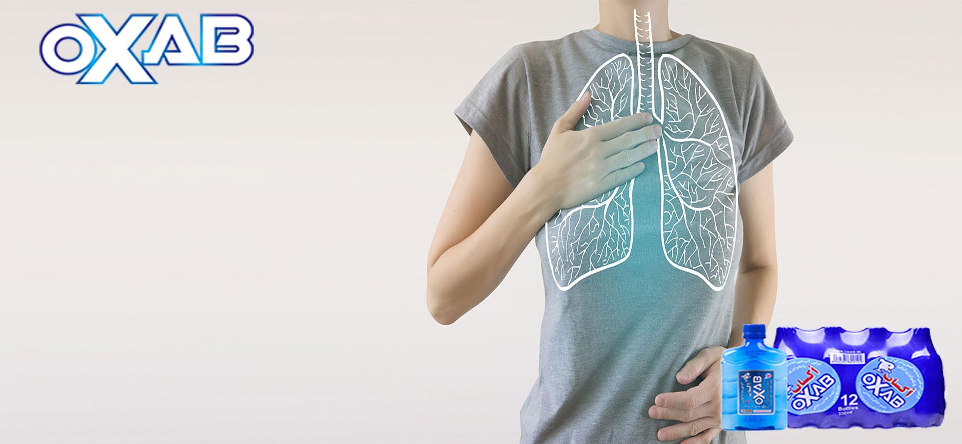 نشانه های کمبود اکسیژن در خون