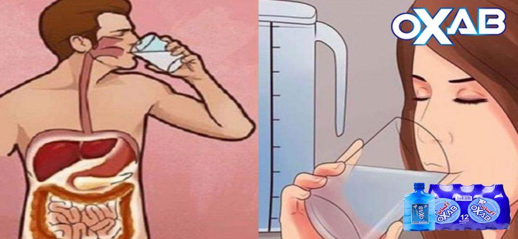 پاکسازی بدن با آب غنی شده با اکسیژن