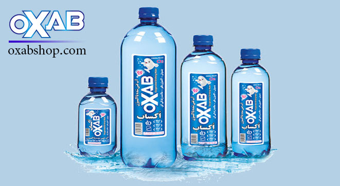 روند تولید آب غنی شده از اکسیژن