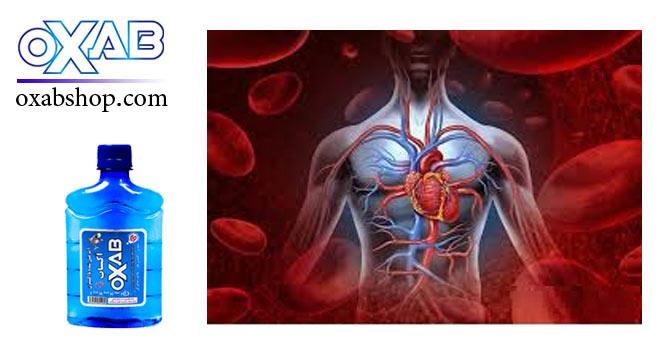 خواص آب و اکسیژن برای بدن