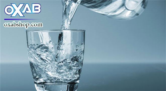 اثر زندگی بخش اکسیژن با خرید آب غنی شده با اکسیژن اکساب