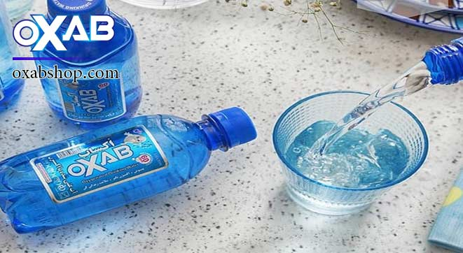 آب غنی شده با اکسیژن به عنوان تنقیه وماده شستشو دهنده روده