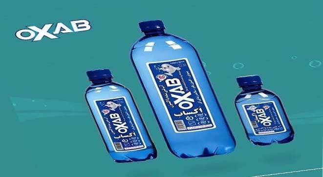 میزان اکسیژن موجود در آب غنی شده ازاکسیژن