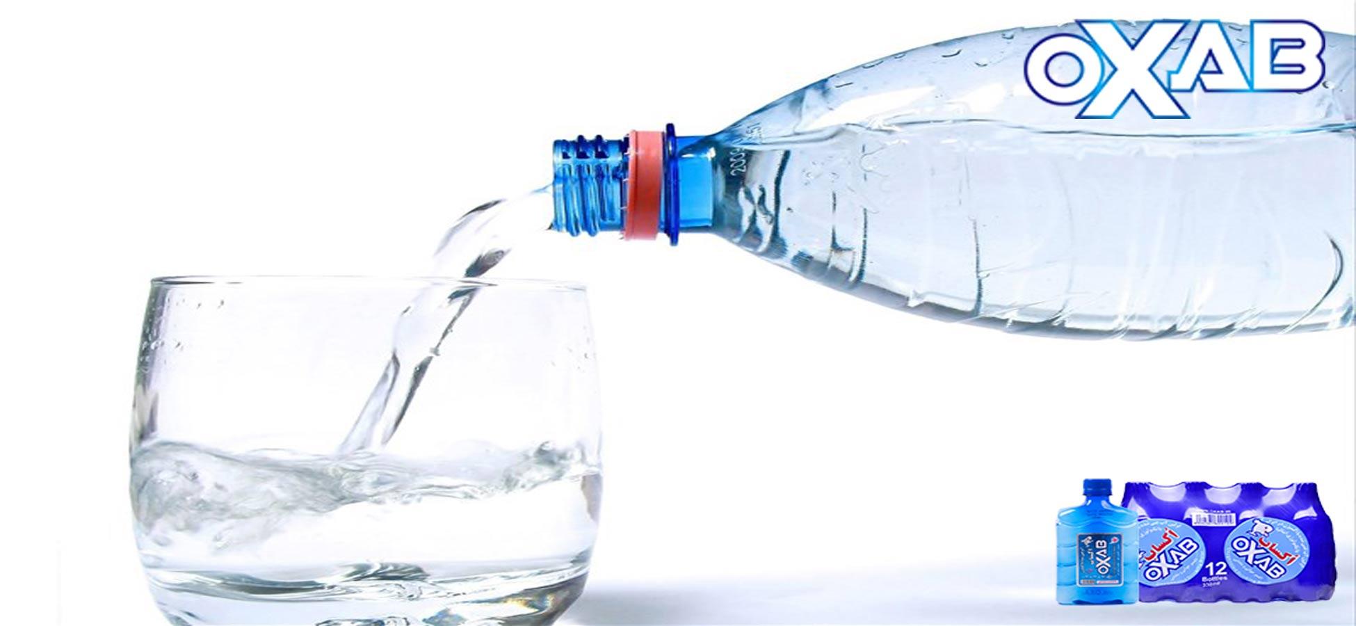 خرید آب . آیا همه املاح موجود در آب آشامیدنی برای ما مفید است؟
