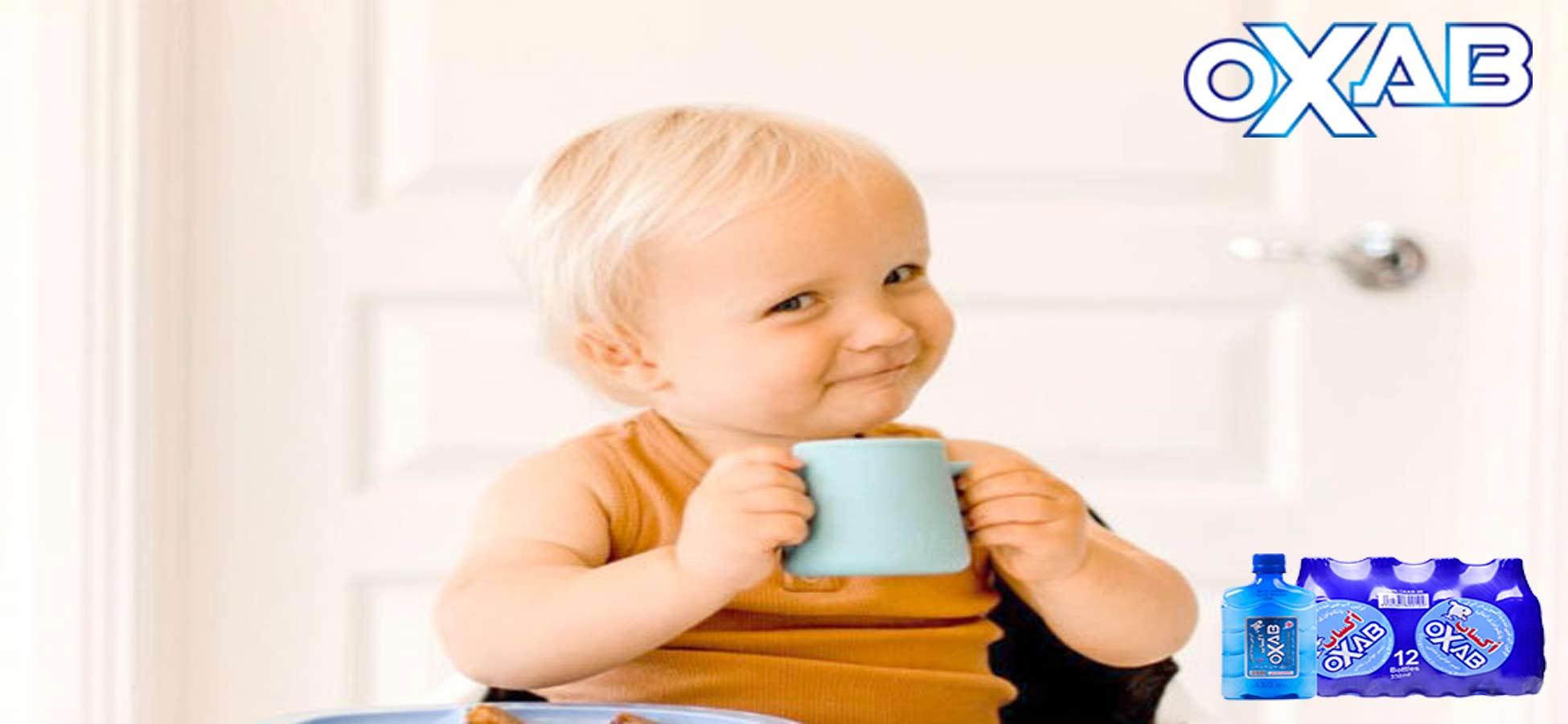 آیا نوزادان میتوانند از آب معدنی استفاده کنند؟