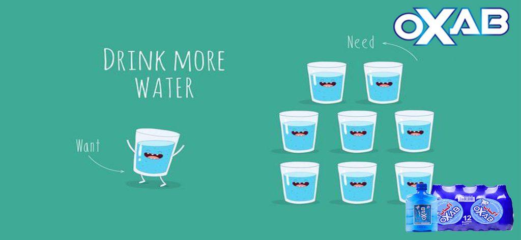 در چه زمانی نیاز به نوشیدن آب بیشتری داریم؟