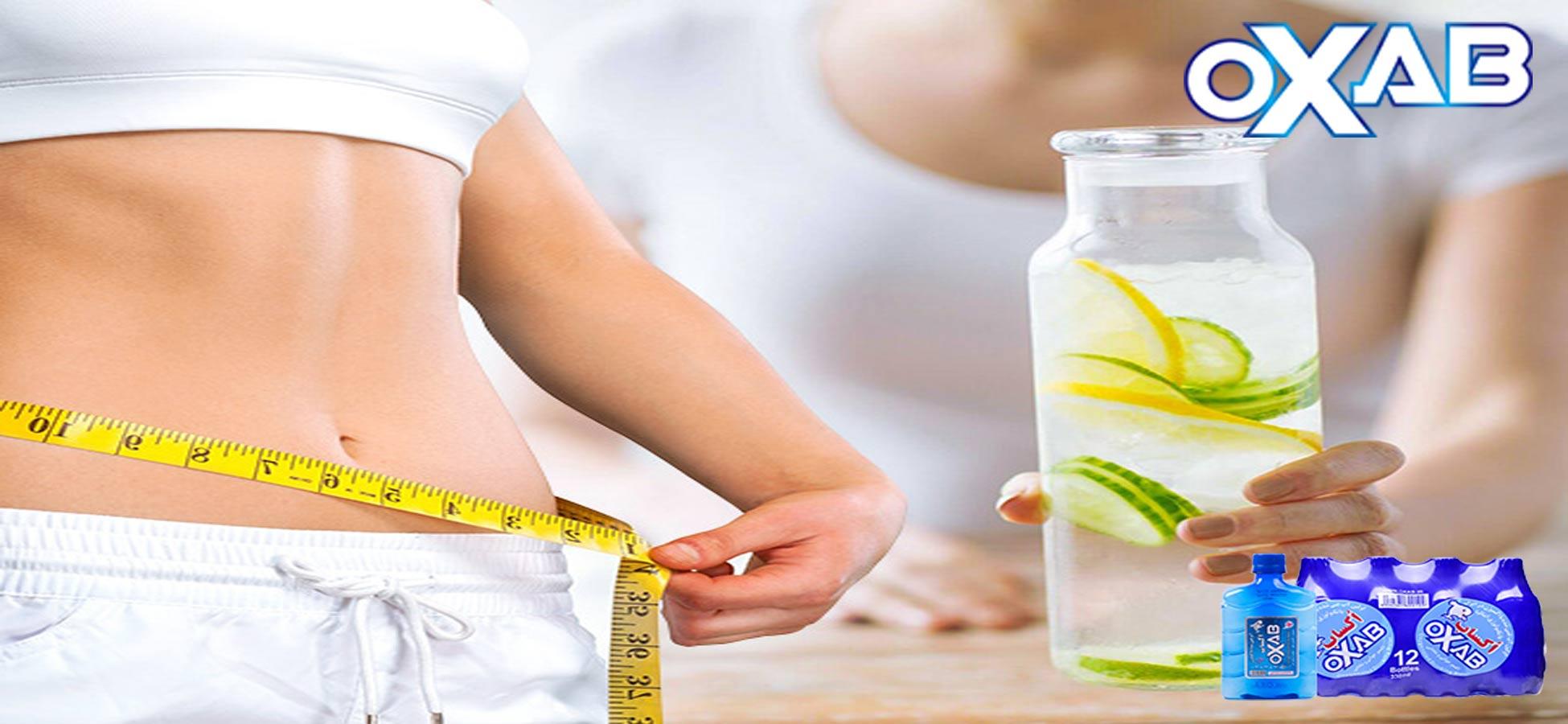 روش های کاهش وزن با آب