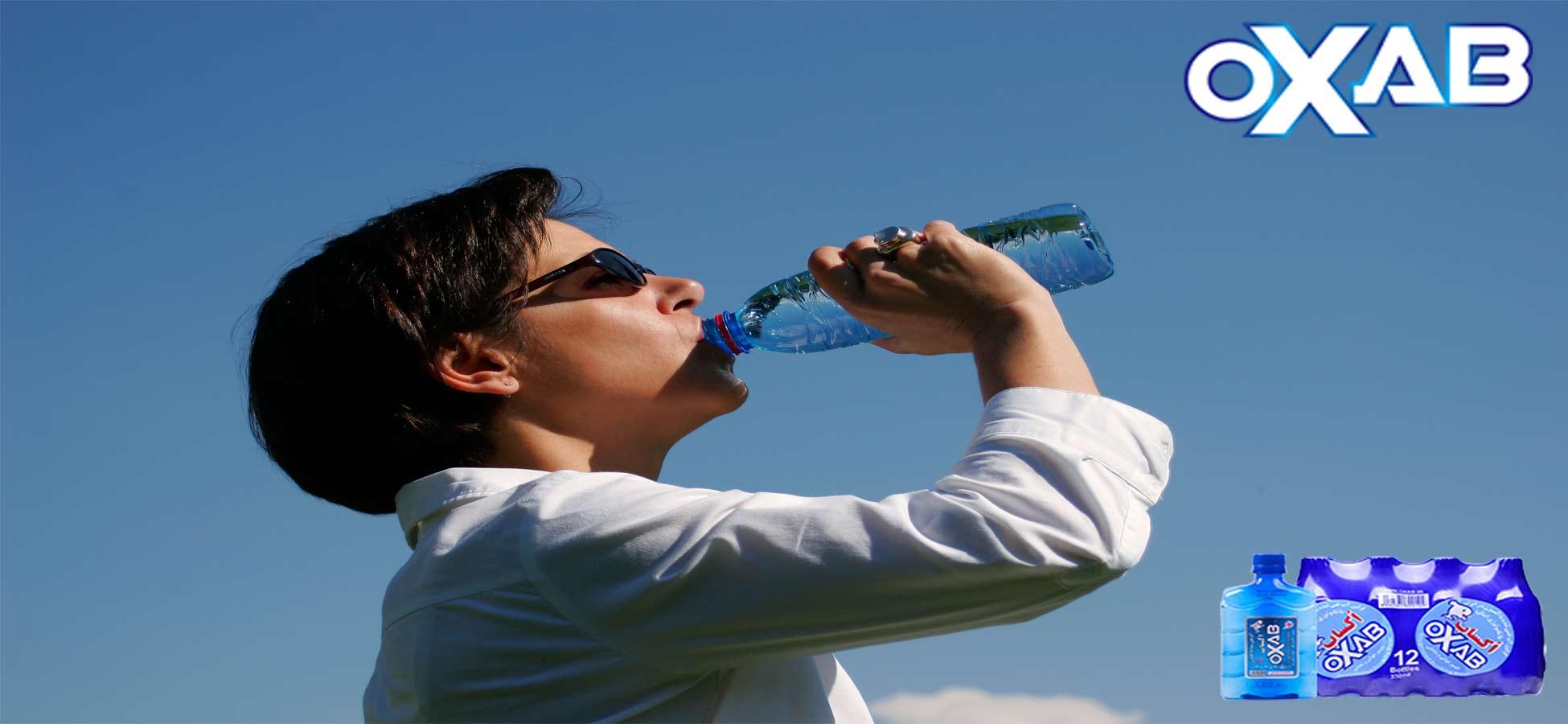 نوشیدن آب به سبک ژاپنی ها