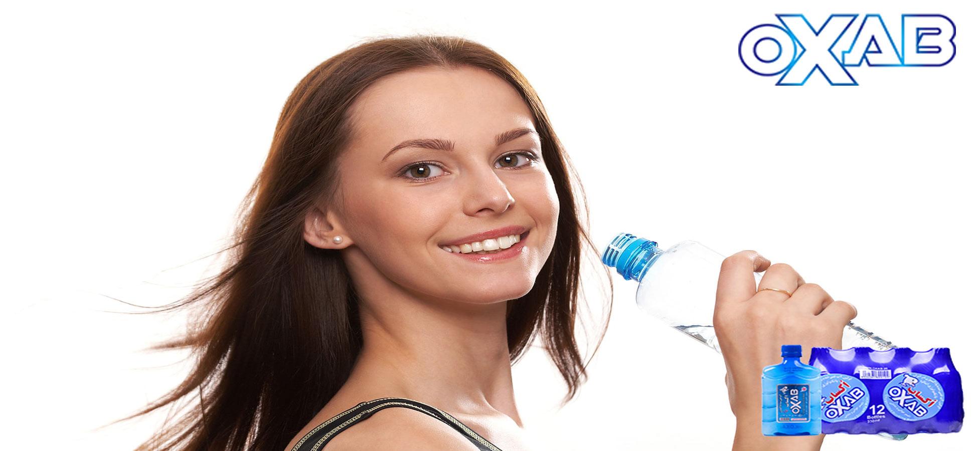 مزایای مصرف آب برای پوست خشک
