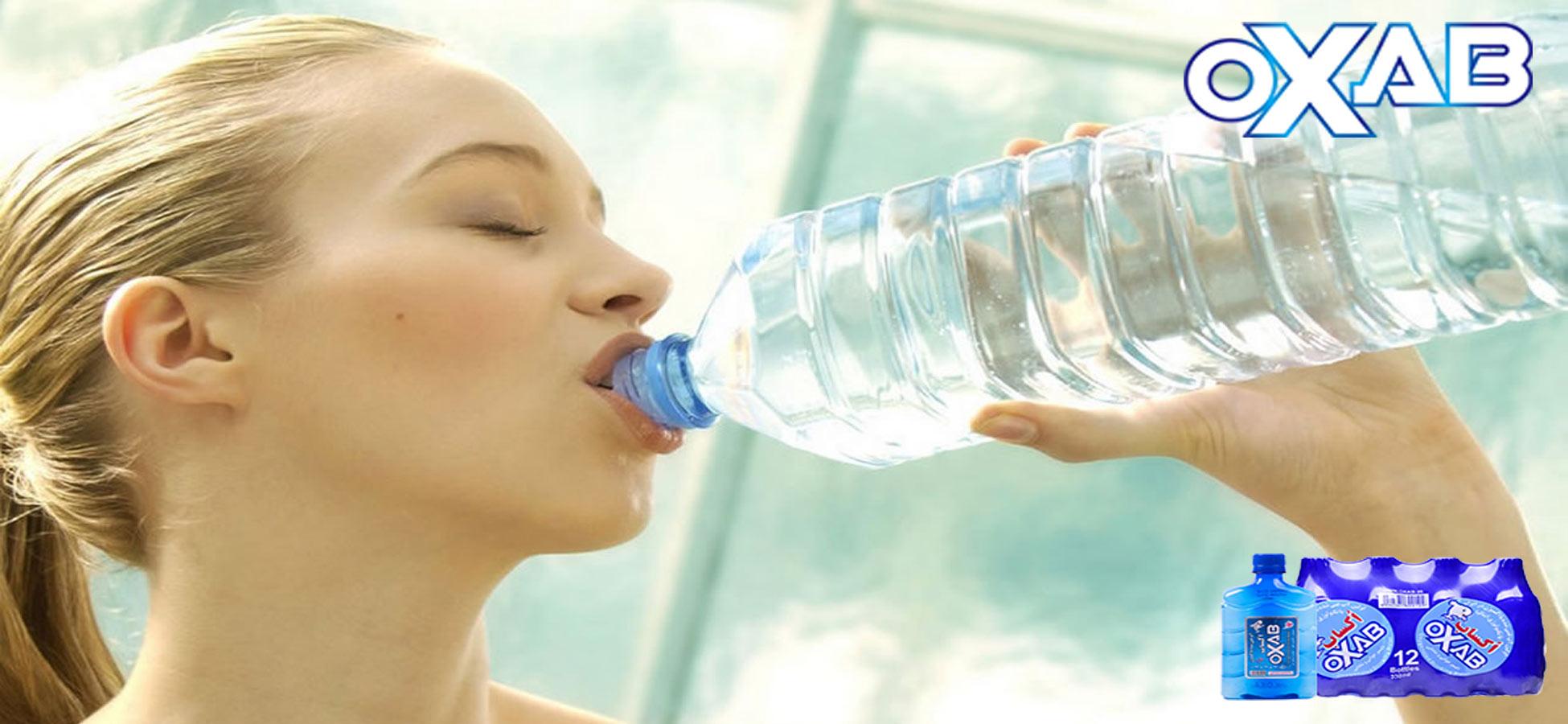 زیاد آب خوردن نشانه چیست ؟