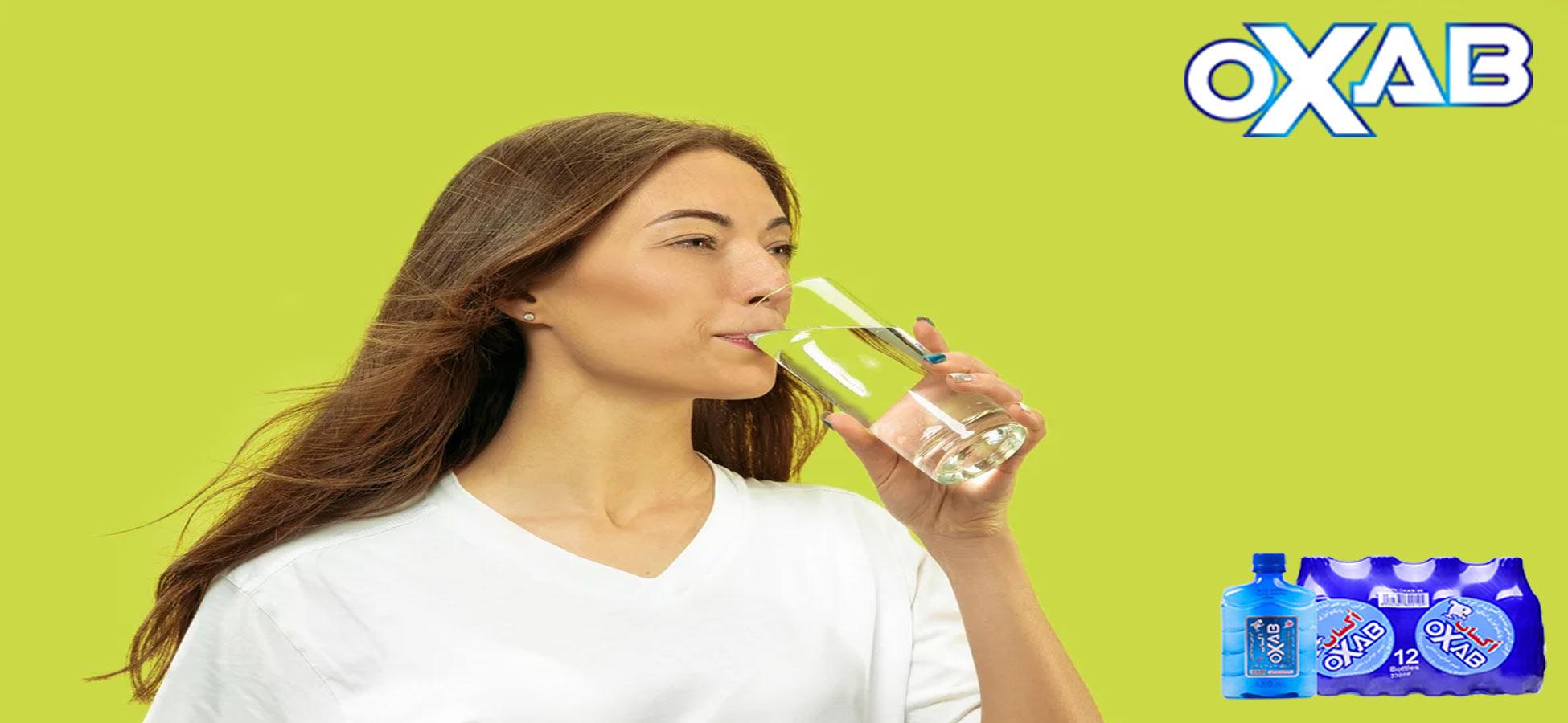 مصرف زیاد آب برای بدن مفید است یا مضر ؟
