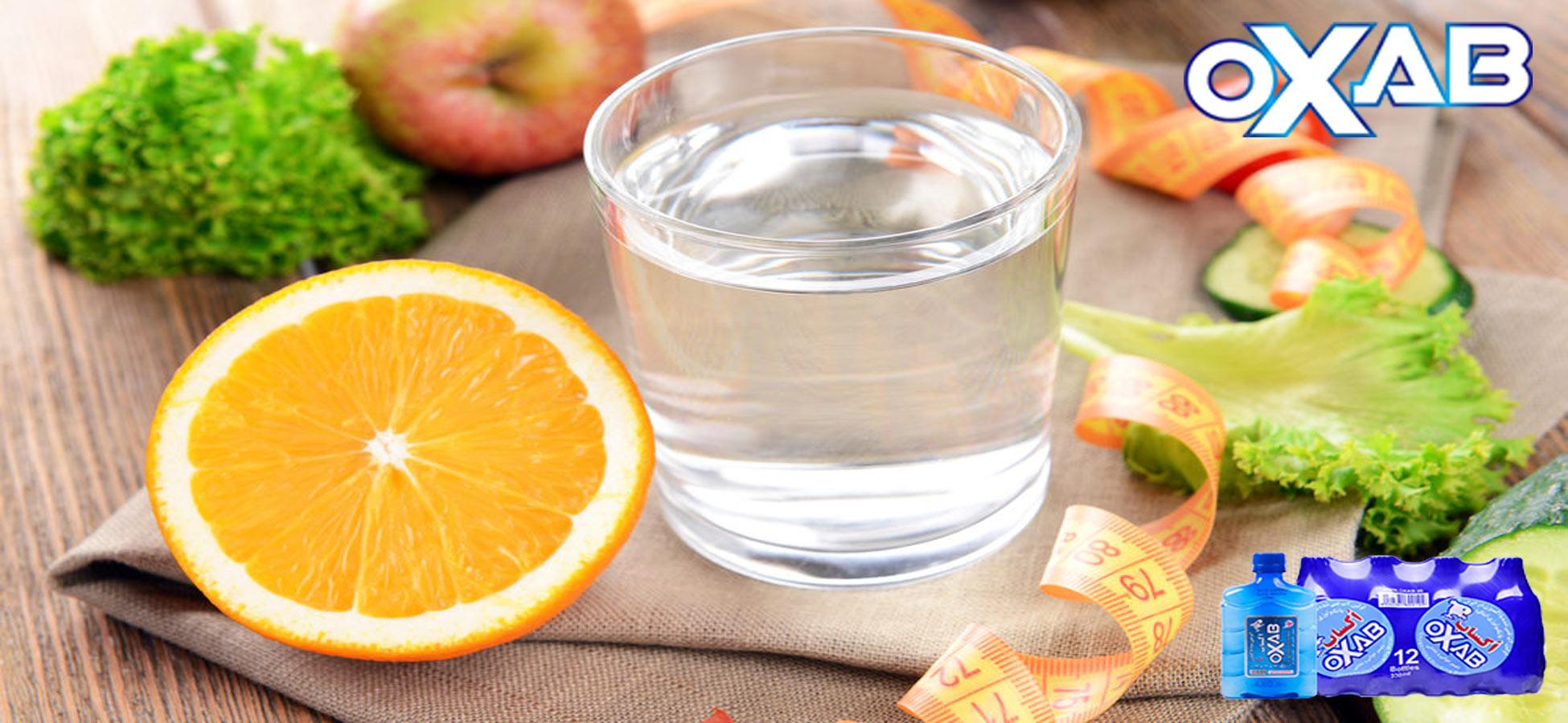 مضرات خوردن آب بعد از میوه