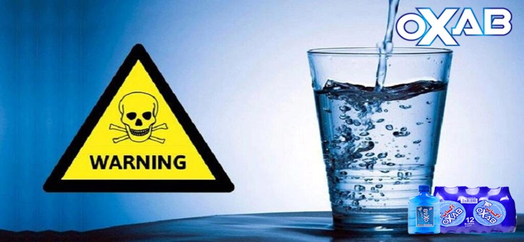 مسمومیت با آب چیست؟ خوردن چقدر آب مضر است؟