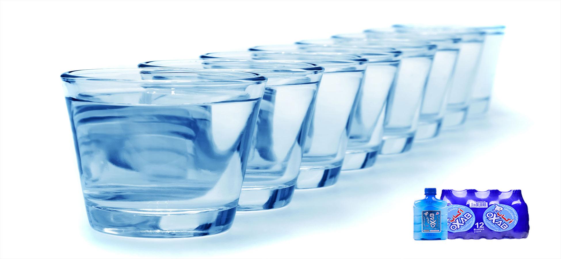 چقدر آب باید در روز مصرف کنیم؟